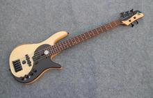 Flamed Maple Top Yin Yang TaiJI Color Butterfly 5 string Bass Guitar Guitarra All Color Available