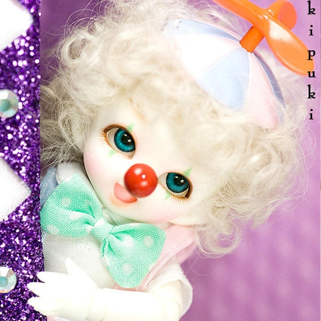 OUENEIFS Pukipuki Pongpong Fairyland bjd sd dolls 1/12 body model  baby dolls High Quality toys Fashion shop luodoll