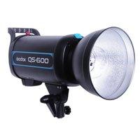 Godox Новый QS600W студия профессиональной фотографии вспышка стробоскопа головного света лампы