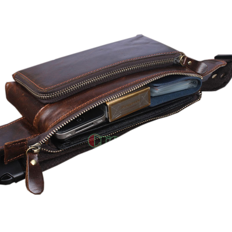 bolsa Estilo : Messenger Chest Fanny Pack Waist Bag