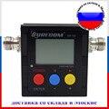 Envio de Moscou! SURECOM SW-102 100-520 Mhz Digital VHF/UHF Power & SWR Medidor Para handheld rádio SW102