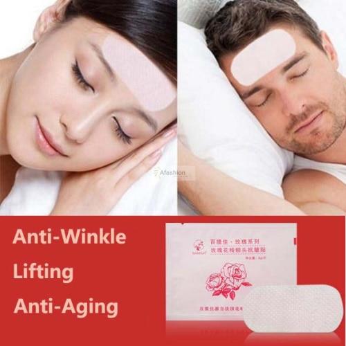 5 pack Testa máscara Anti-rugas Anti-envelhecimento Máscara Facial acne mascara proteína de soro de leite de Levantamento Testa Cuidados Faciais frete grátis