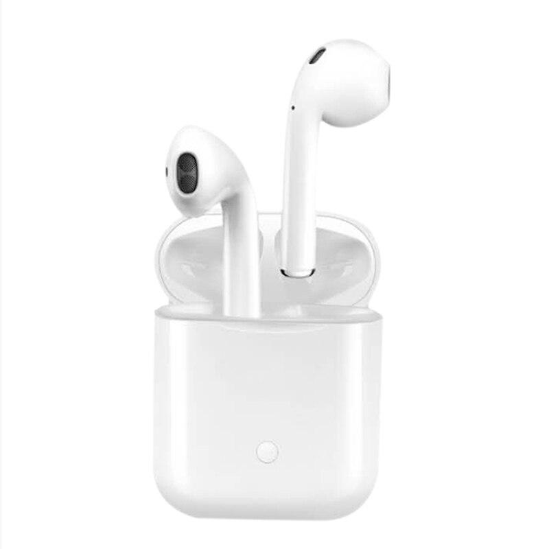 Mini LK-TE8 TWS Bluetooth v5.0 Headphone Headset Wireless Earbuds Stereo Bass Earphone LK TE8 for iPhone Android PK i9s i7s i8 цена и фото