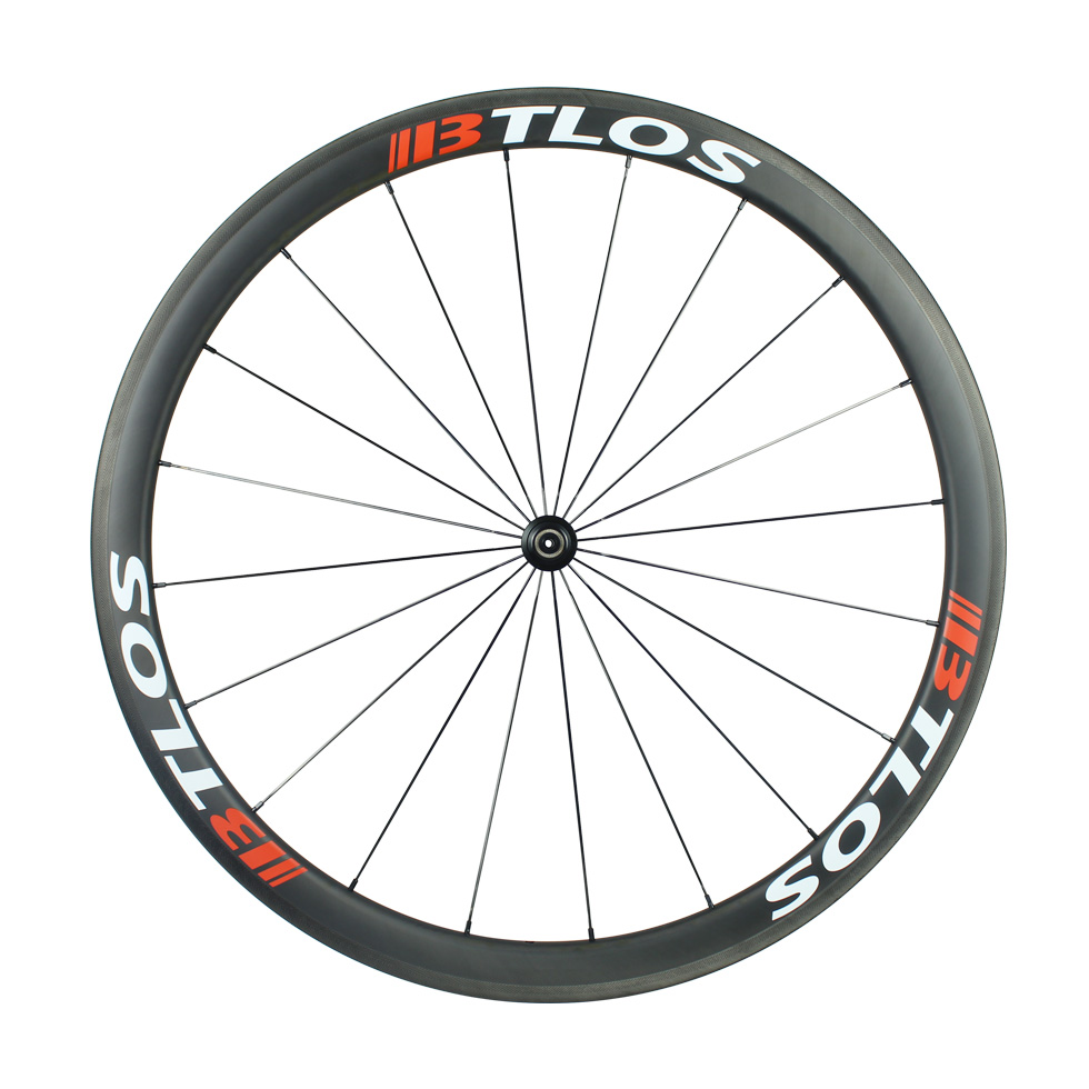 700c wheelset Lightest wheel 1304g Warranty 2 years Carbon wheels clincher road bike 40mm deep disc brake available WRC 40L in Bicycle Wheel from Sports Entertainment