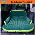 EMS Free Shipping Big Size Car Inflatable Bed Outdoor travel car air mattress Bed Auto Supplies Car Travel Bed