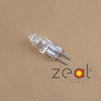 10pcs/Lot Projection Lamp Type 7387For PH ESA  M29,6V 10W G4,410276,Microscope Ophthalmic Calibration,PH 6V10W Halogen Bulb