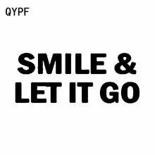 QYPF – autocollant en vinyle réfléchissant pour voiture, 13.8CM x 5.5CM, noir et argent, C15-3120