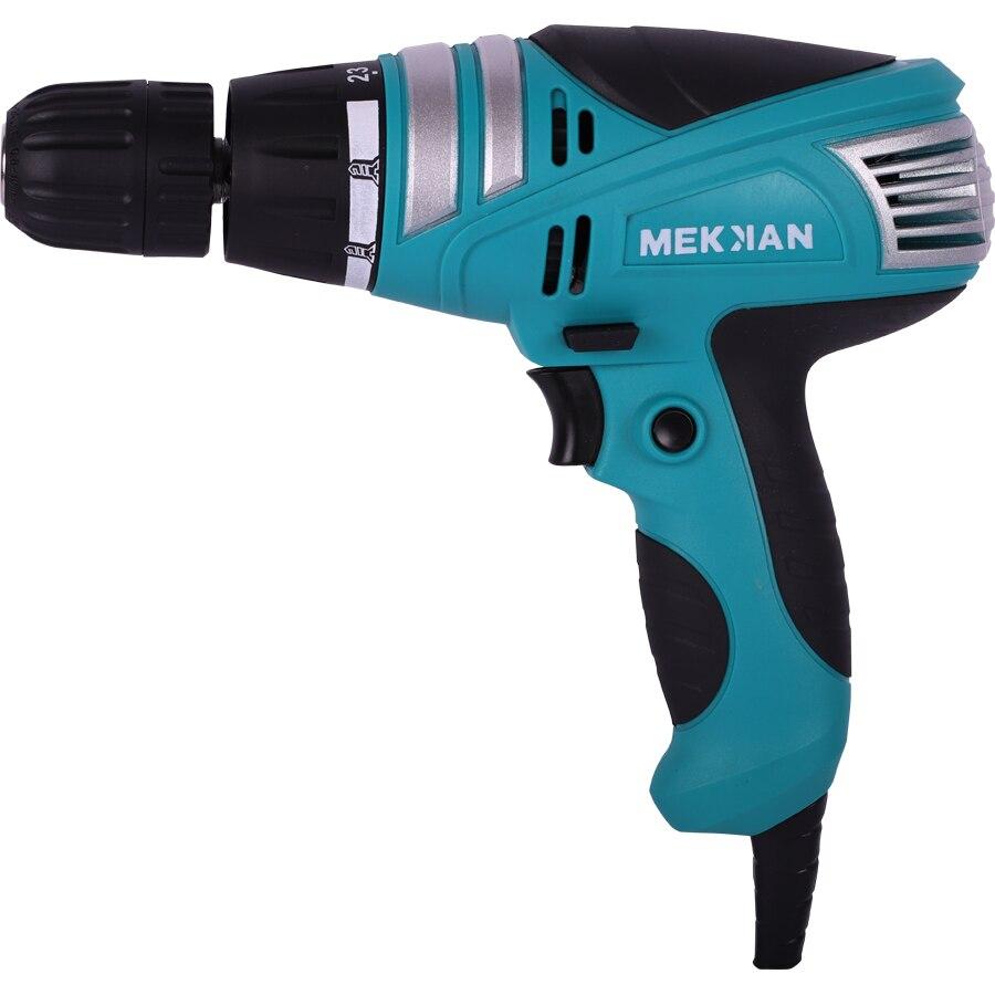 Mekkan Electric Drill Screwdriver 570W 750rpm Drill Adjustment Torque drill 220V MK-82103