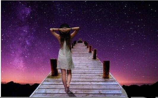 20185D DIY дрель красивая девушка в pier Алмазный вышивки крестом пейзаж рукоделие Декор для дома