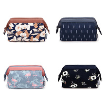2019 Printing Makeup Bags Bath Cosmetic Bag Women Make Up Case Travel Zipper Makeup Beauty Wash Organizer Toiletry Storage Kit new cute unicorn women cosmetic bags travel organizer necessary beauty case pvc toiletry bags makeup bag bath wash make up bag