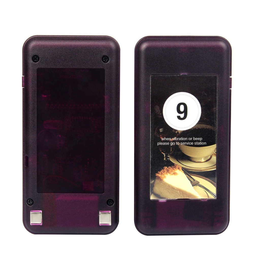 RETEKESS T113S Restaurant Pager Wireless Waiter Calling System 433 92MHz 16 Coaster Pagers Restaurant Equipment Customer Service in Pagers from Computer Office