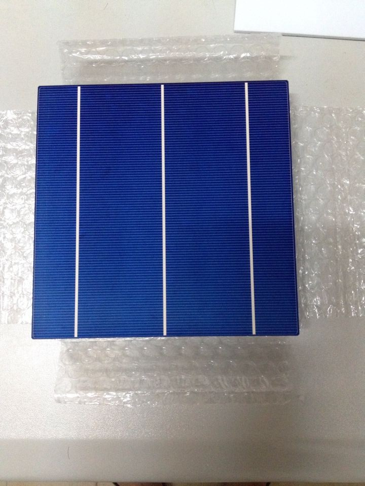 Energia Solar Direct 2017 Promotion 100pcs High Efficiency 4 38w Poly Solar Cell 6x6 for Diy