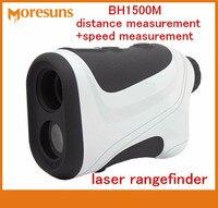 Fast Free Ship 905nm 6X BH1500M Distance Measurement Speed Measurement Multifunction Handheld Telescope Laser Rangefinder