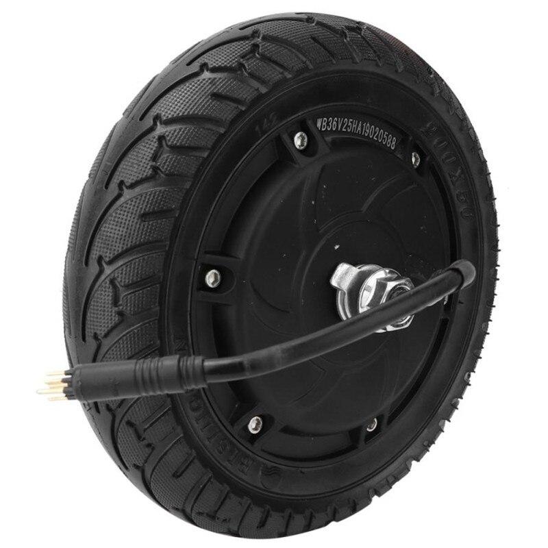 Accessoire de remplacement résistant sans brosse Durable de moyeu de moteur de Scooter électrique pour le KUGOO S1 S2 S3 ETWOW de 8 pouces