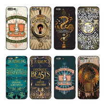 aiboduo Fantastic Beasts Good Sales Soft TPU Silicone Case Cover for Apple iPhone 6 6plus 6s 7 8 7plus 8plus xr xs xsmax
