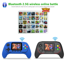 New Hot Childhood Classic Game With 788 Games 2.5 Inch HD Screen 16-Bit PVP Portable Handheld Game Console
