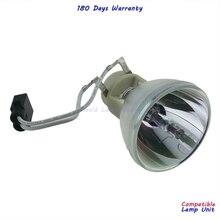 E20.8 RLC 071 เปลี่ยนหลอดโปรเจคเตอร์โคมไฟเปลือยสำหรับ VIEWSONIC PJD6253 PJD6383 PJD6383S PJD6553W PJD6683W PJD6683W