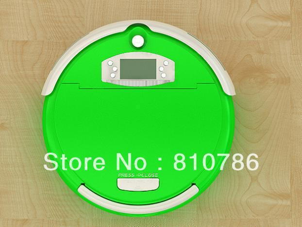 Robot Floor Cleaner+The Big Dust Bin 1L + Auto Recharged +Virtual Wall+Moping+UV lights