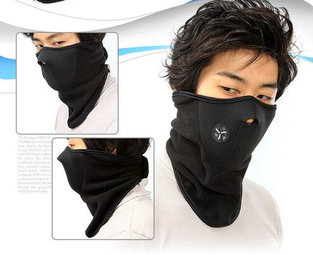 Warm Balaclava Motorcycle Face Mask Masque Ropa de Mascara Moto for Riding Cycling Motocicleta Motorbike Ski Motocross Air Veil 2