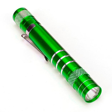 Premium Green Mini 1200LM High Power Torch Cree Q5 LED Tactical AA Battery Lamp Light Outdoor Camping Fishing Flashlight Gifts