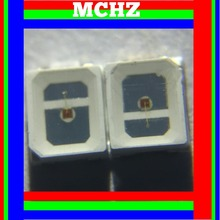 200pcs/lot SMD LED 2835 lamp beads highlight 0.3W 2V-2.6V orange amber light-emitting diode 605nm 200pcs 0805 2012 green light light emitting diode smd led