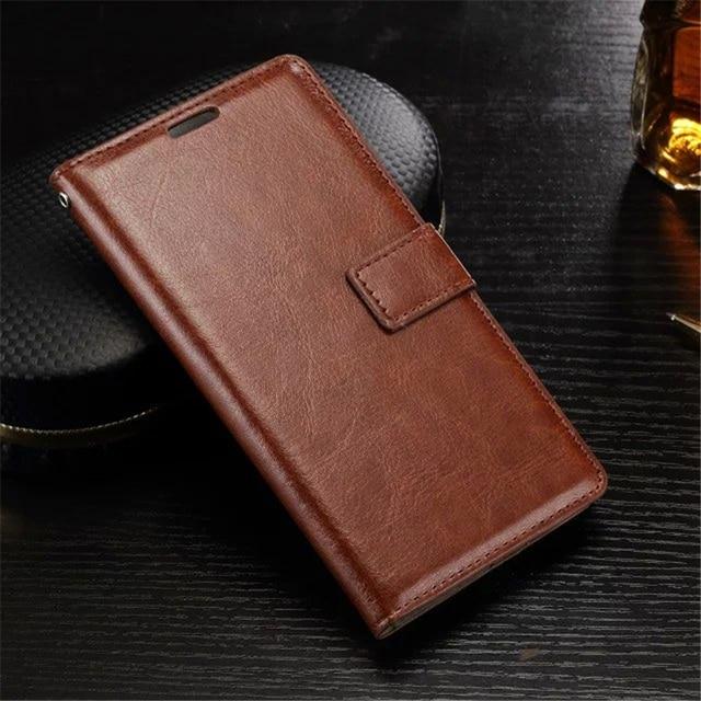 Luxury retro PU Leather Coque Case for Samsung Galaxy Ace 4 G357FZ ace4 Ace style lte G357 sm-g357fz Flip back cover case fundas