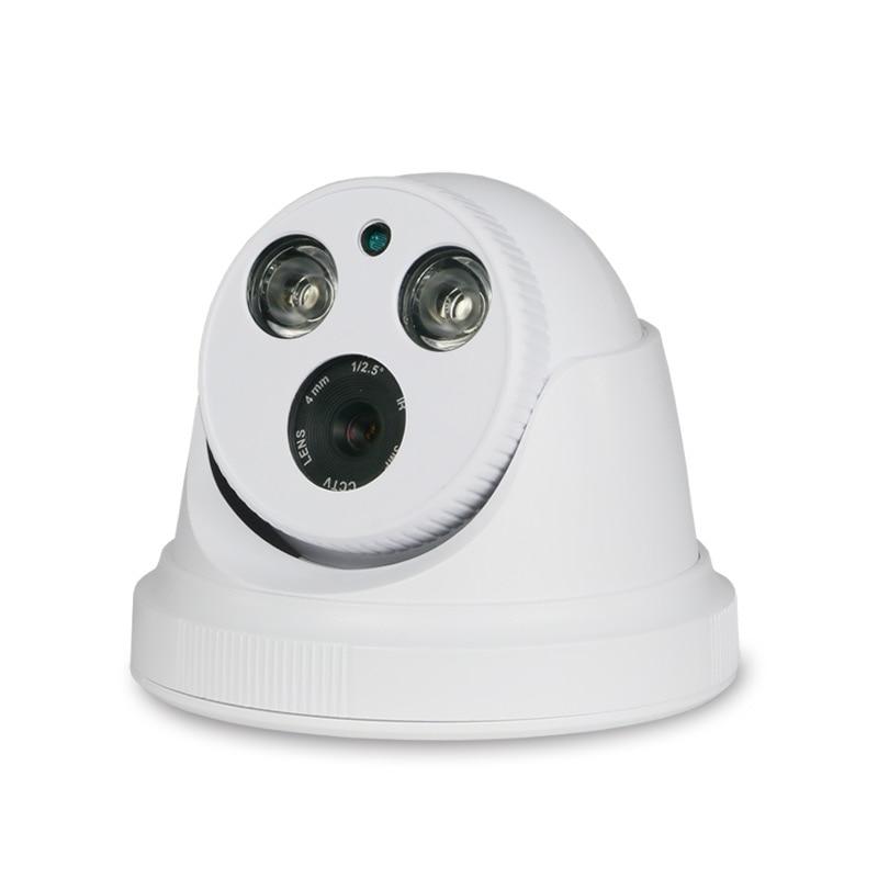 YiiSPO AHD 720P 1080P IR Dome Camera 2.0MP AHD Camera Indoor IR CUT Night Vision Array Infrare CCTV Security Camera HD Camera