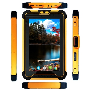 Image 4 - 8 pollice Android 7.1 Tablet PC Rugged con 8 core della CPU, 2 GHz Ram 4 GB Rom 64 GB With2D Barcode Scanner 10000 mAh