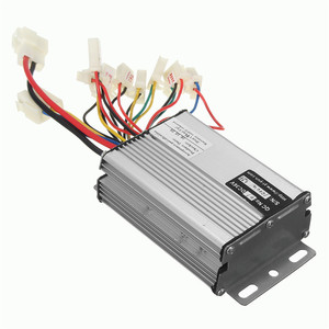 Image 4 - 36 فولت 1000 واط محرك سكوتر كهربائية فرشاة سرعة تحكم للسيارات دراجة دراجة