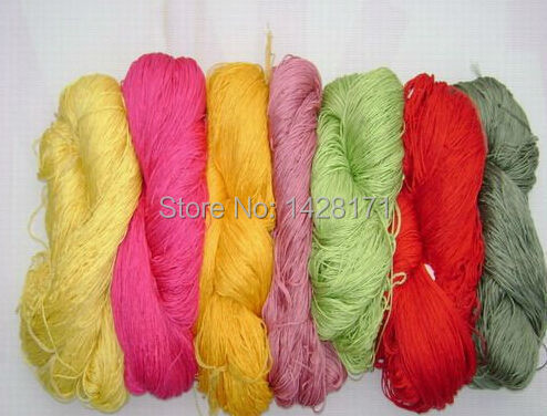 Dmc Colors With 6 Stands 8 Meters Per Skein Cross Embroidery Thread