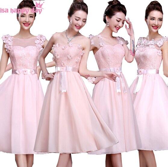 Adolescentes robe de mariage 2018 adultos princesa pastel rosa ...