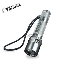 High-quality 505B LED Flashlight Torch Light Lamp CREE XM-L U2 1100Lumens 8 Modes for 1*18650 battery Free shipping(China)