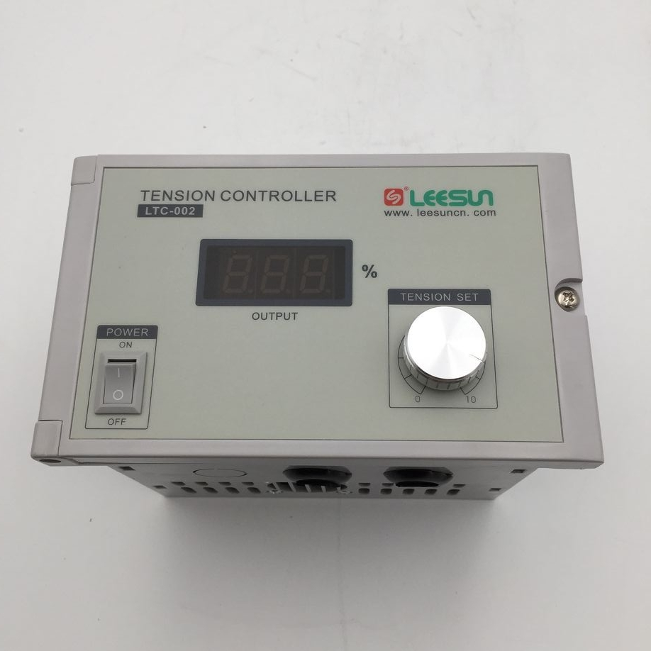 Digital Tension Controller AC165~264V to 0-24VDC 4A for Coiling Control LTC-002 1pcs et 10000 l genuine supply winder tension electronic tensioner tension digital display large diameter