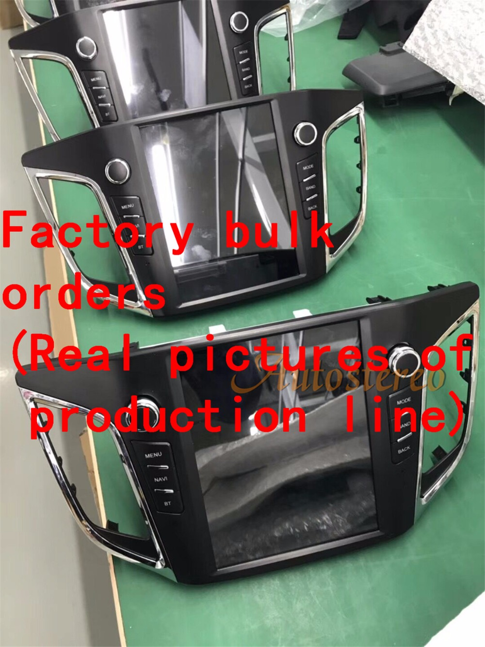 Octa Android Tesla style Car No DVD Player GPS Navigation For HYUNDAI IX25 2014 2018 CRETA Auto navi stereo headunit multimedia