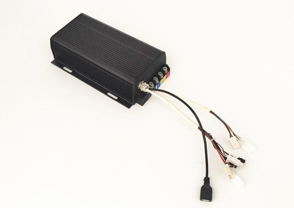 72v 100A 5000W Ebike sabvoton sine wave programmeerbare - Wielersport