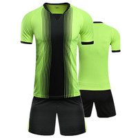 Kids Boy Men Football Jerseys Kit Soccer Set Jersey Uniforms Futbol Training Suit Breathable Short Sleeve DIY Print Number Name