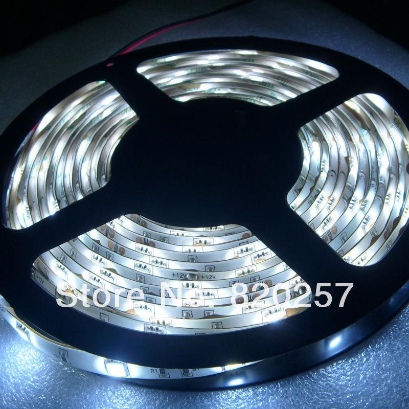 משלוח חינם מקורה SMD3528 גמיש LED רצועת - תאורת לד