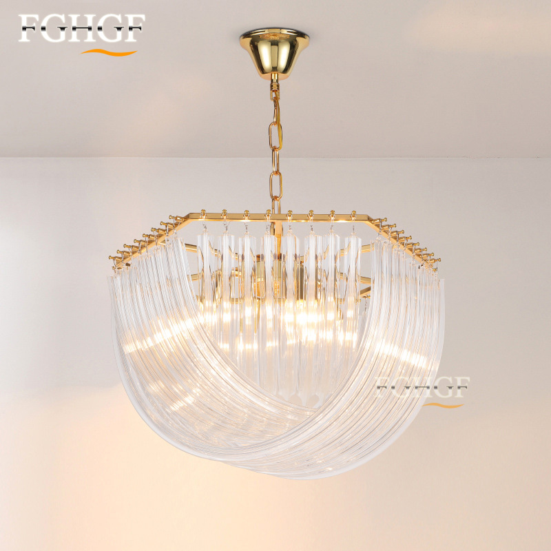 Modern Crystal Chandelier Light Luxury Lustres de Crystal Chandeliers Lighting fixture Lamp For Living Room Bedroom Dining Room|Chandeliers| |  - title=