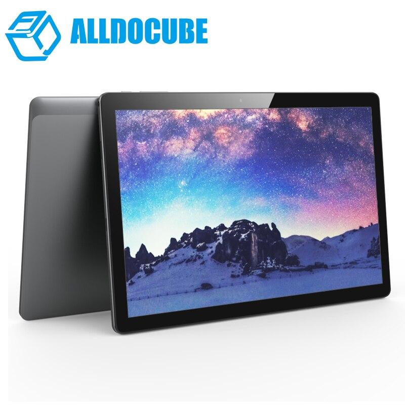 10.1 pouce 1920*1200 ALLDOCUBE Puissance M3 4g Téléphone Comprimés PC Android 7.0 MT6753 Octa Core 2 gb RAM 32 gb ROM 8000 mah Charge Rapide