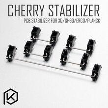 Black cherry original PCB Stabilizer for Custom Mechanical Keyboard gh60 xd64 xd60 xd84 eepw84 tada68 zz96 6.25x 2x 7x rs96 87