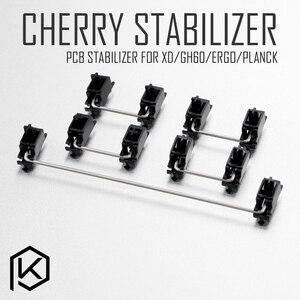 Image 1 - Black cherry original PCB Stabilizer for Custom Mechanical Keyboard gh60 xd64 xd60 xd84 eepw84 tada68 zz96 6.25x 2x 7x rs96 87