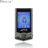 Mosunx SimpleStone mp4 player 8GB New Slim 1.8 inches TFT LCD screen MP4 Radio FM Player 60503