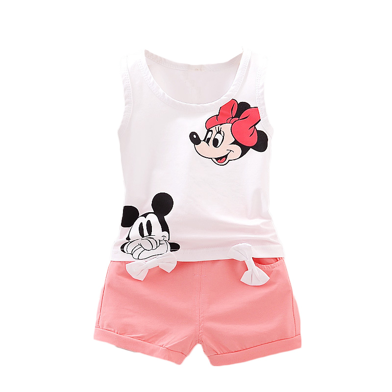NEW BOY MICKEY MOUSE 2 PIECE SLEEVELESS  SHORTS OUTFIT SIZE 3T DISNEY