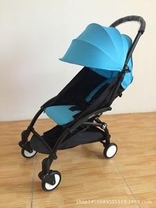 Image 5 - 2018 חדש 30 סגנונות!! BABYYOYA 175 תואר שמש כיסוי מושב כרית סט יויה yoyo תינוק עגלת אביזרי צל לשפוך וכרית