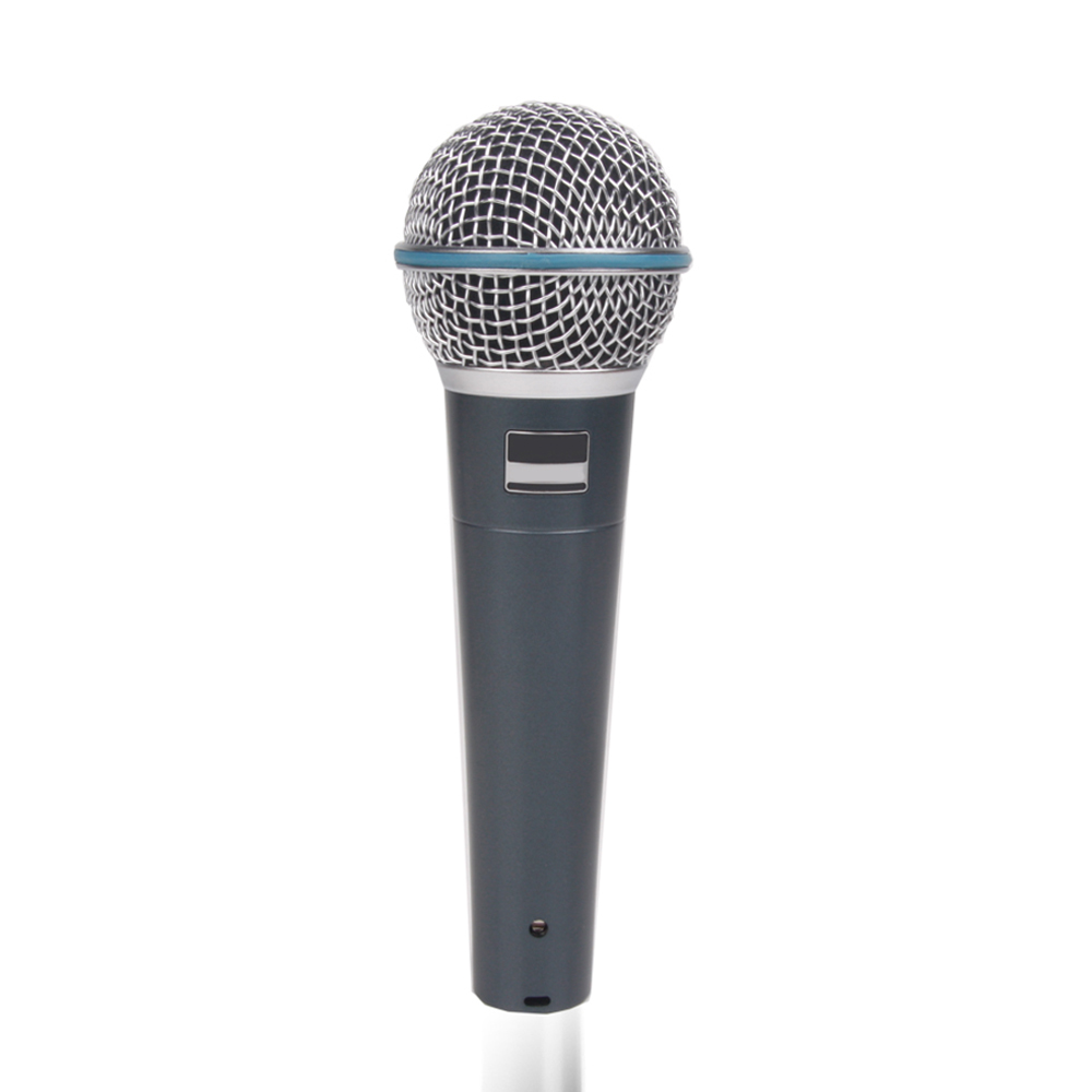 Wired Microphone BETA 58a Sound quality top Handheld Vocal Studio Mic
