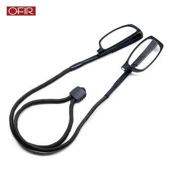 be69f9301c Nuevas gafas de lectura con imán Unisex para hombres y mujeres con montura  frontal magnética y cuello colgante ajustable de 2019