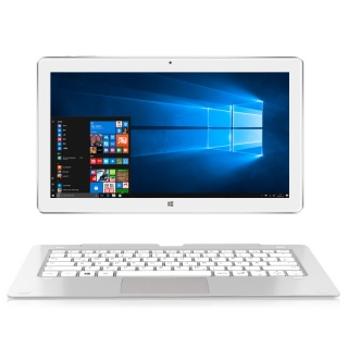 Cube iwork1x 2 en 1 Tablet PC 11.6 pouce Windows 10 Intel Atom X5-Z8350 iwork 1x Quad Core 1.44 GHz 4 GB RAM 64 GB ROM IPS écran