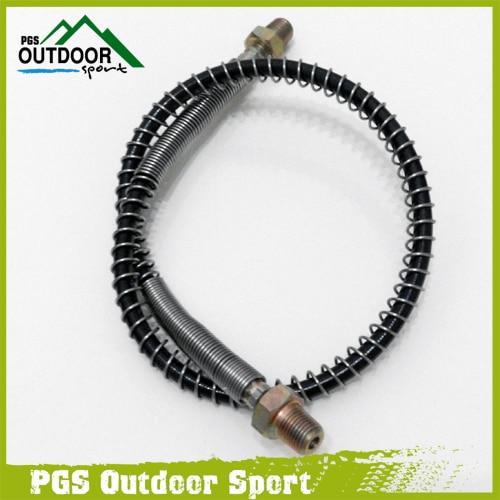 PCP Hand Pump Hose  630Bar/63Mpa/9000PSI High Pressure Line M10*1 Threads