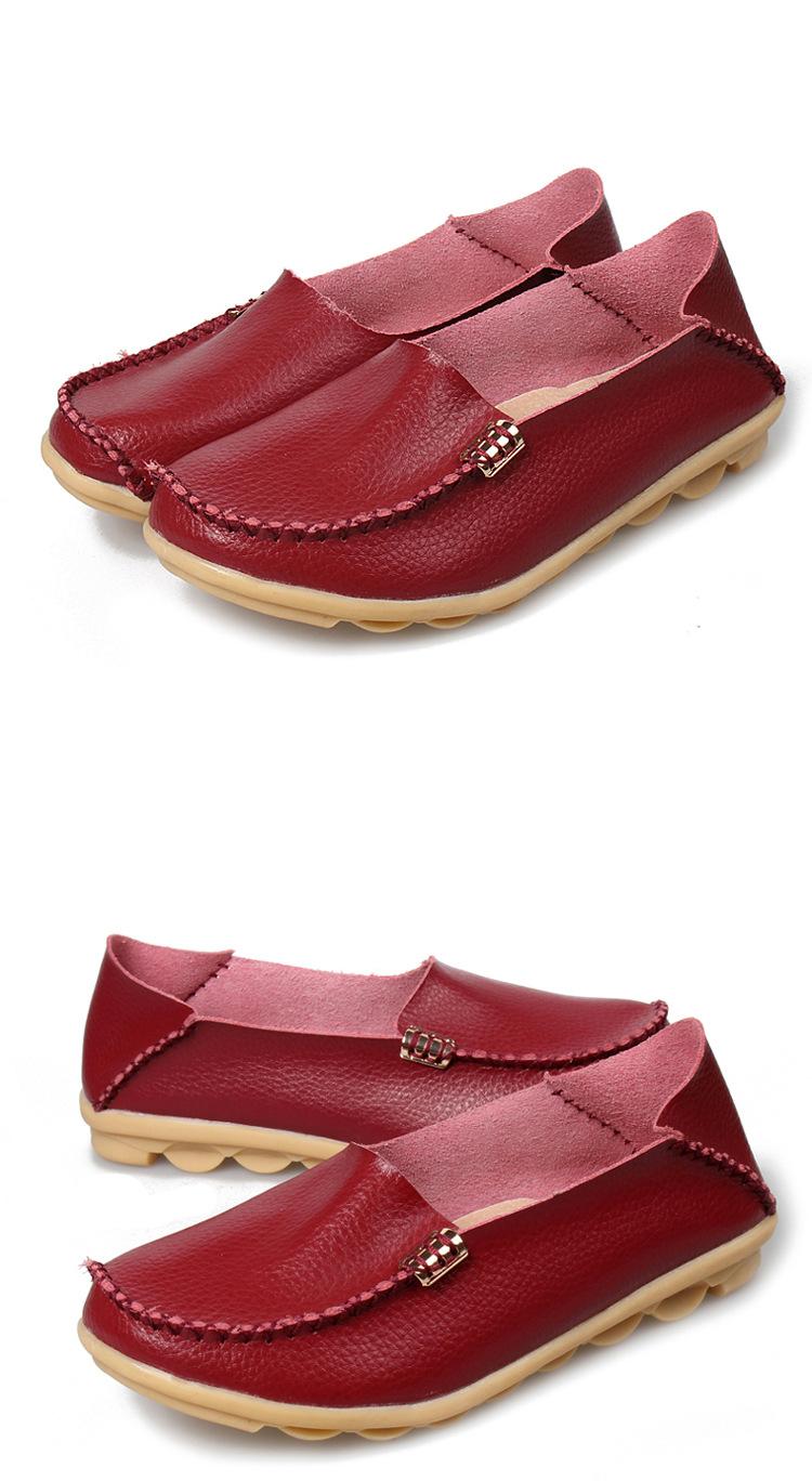 Schoenen Platte Vrouwen korting 20
