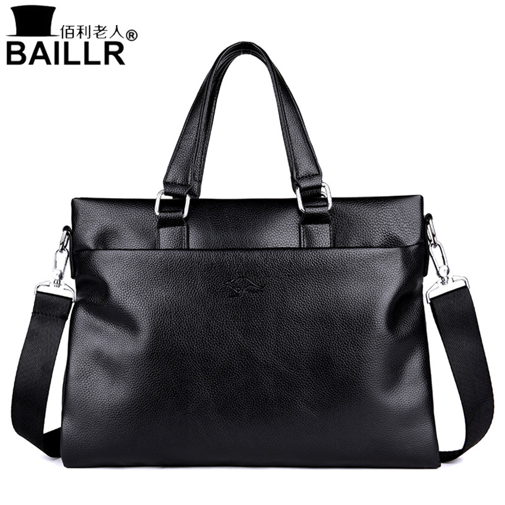 Luxury Brand High Quality Leather Men Tote Business Bag Fashion Handbags Male Laptop Briefcase Travel Bags Men's Messenger Bag все цены